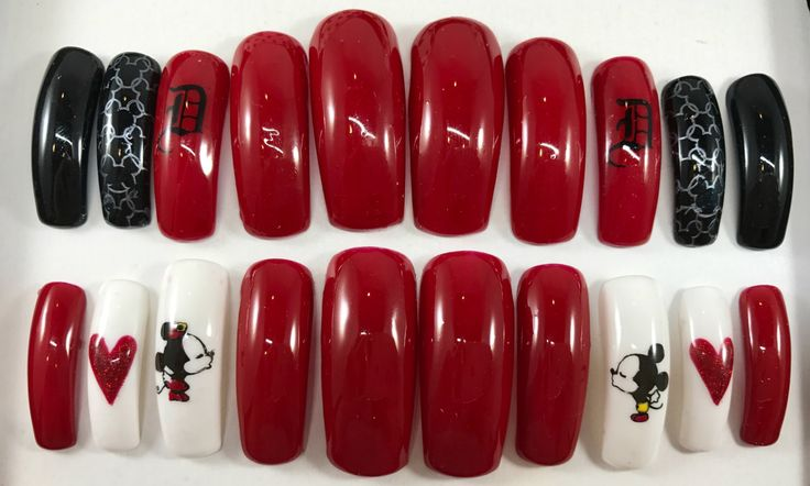 The 36 best Press On Nails images on Pinterest | Coffin nails, Glue ...