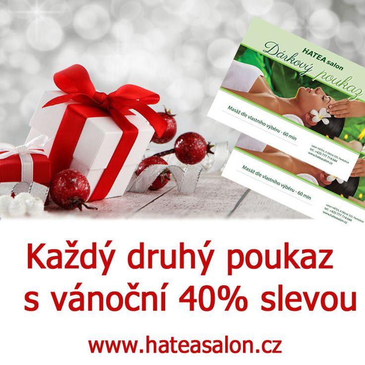 Nová zimní nabídka u nás v Salonu.  http://www.hateasalon.cz/slevy/