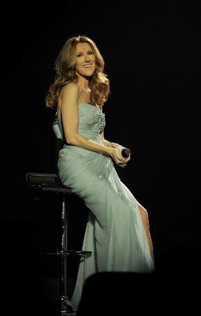 Celine Deon - Saw her In concert.  Woo hoo..