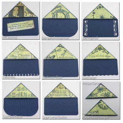 StampingMathilda: Bookmarks - Bladwijzers