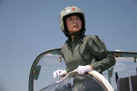 Naval Open Source INTelligence: China's female fighter ...