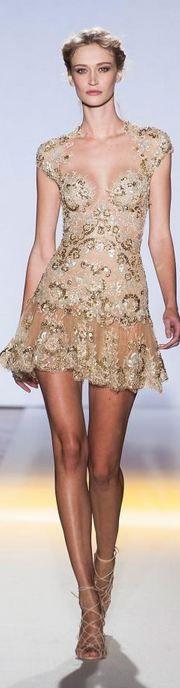 Zuhair Murad - Haute Couture Spring 2013 ♥✤