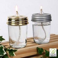 Huile+pour+lampe+à+huile+-+100%+végétale+