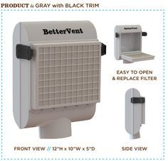 This is the best indoor dryer vent ever invented. I have it and i love it! Check it out. @ www.adr-products.com