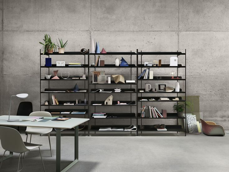MUUTO INTRODUCES NEW DESIGN BY CECILIE MANZ: 'COMPILE' – A FUNCTIONAL YET SOPHISTICATED SHELVING SYSTEM