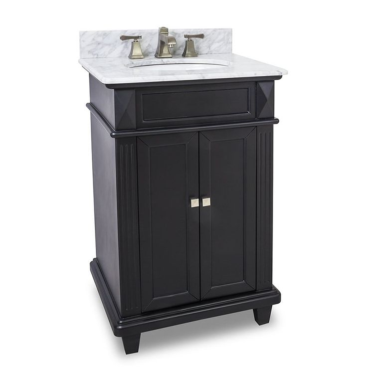 Elements Douglas Black Bathroom Vanity - VAN057-30-T-MW - Best 25+ Black Bathroom Vanities Ideas On Pinterest Black