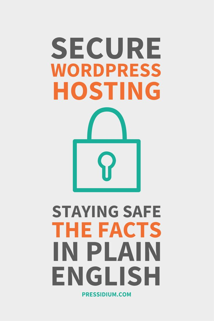 At Pressidium we'd like to ease your WordPress security frustrations. We've scoured hundreds of WordPress security related articles. Combine them with our expert experience, and you have a fountain of secure wordpress hosting knowledge. You'll learn how each of our features, effectively secures your WordPress website.