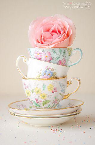 English Cottage Floral Arrangements