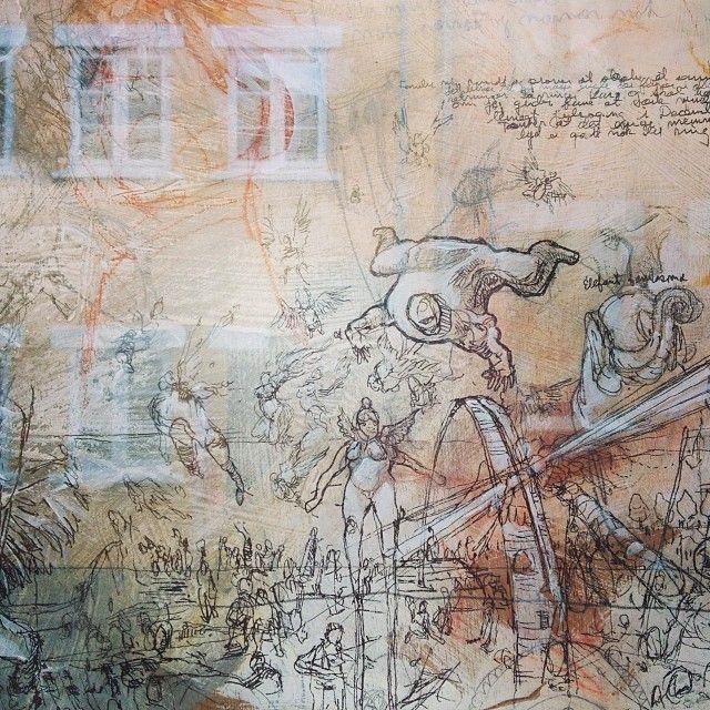 Udstilling af grafisk kunst lavet af 11 nye medlemmer af Fyns Grafiske Værksted. Gratis Entré. #fernisering #fynsgv #odense #TjuxGomesBorg #ErikMuffReinert #magdaSzplit www.thisisodense.dk/7088/udstilling-p-fyns-grafiske-v-rksted