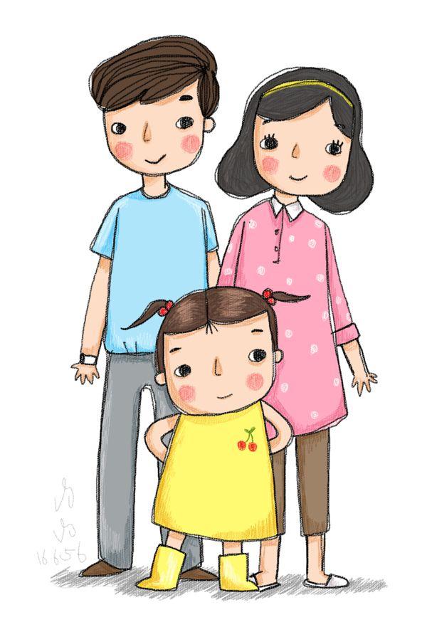 family on Behance