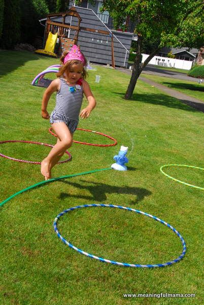 1-#water activities #kids #obstacle course-122