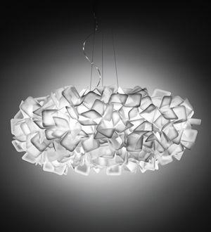 #Slamp #Clizia Suspension Large - #Suspension Lamp @Modi Form ApS