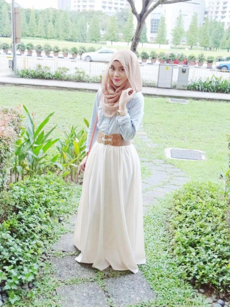 1000 Images About Hijab Style On Pinterest Summer A