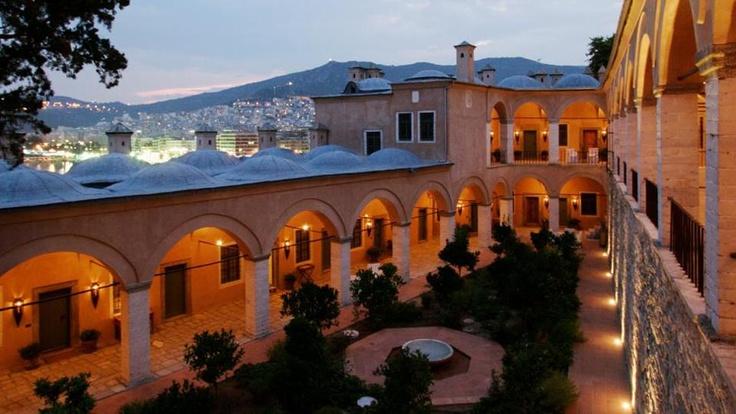 IMARET HOTEL#KAVALA,GREECE