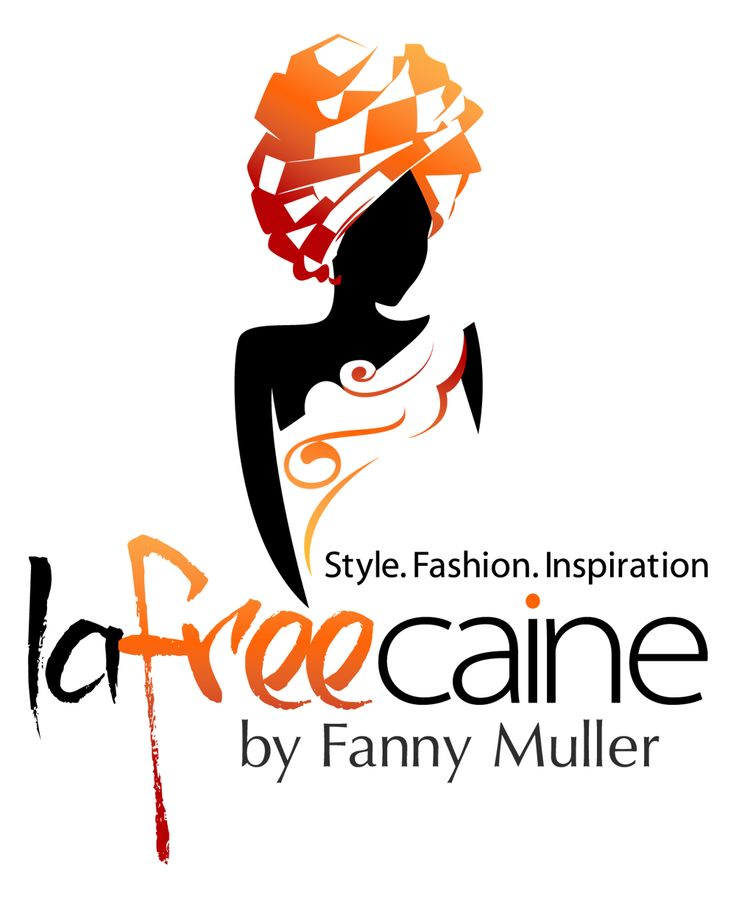 Lafreecaine Retail Logo Design. Fashion And Inspiration By