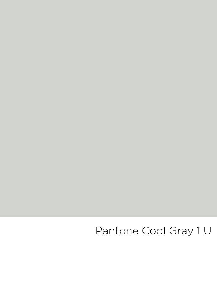 Pantone Cool Gray 1 U Color Pinterest 1 Quot Pantone And Us