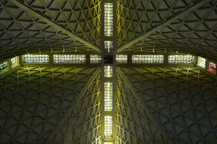 Clássicos da Arquitetura: Catedral de Santa Maria da Assunção / Pier-Luigi Nervi e Pietro Belluschi