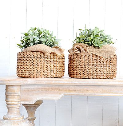 water hyacinth basket - Tìm với Google