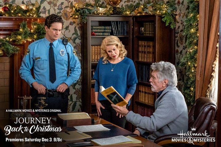 "What happens when a nurse from WWII gets transported in time to 2016? Candace Cameron Bure leads an all-star cast in ""Journey Back to Christmas"" co-starring Tom Skerritt, Oliver Hudson and Brooke Nevin TONIGHT 9/8c! #movies #topmovies #gameofthrones #harrypotter #starwars #startrek #aliceinwonderland"