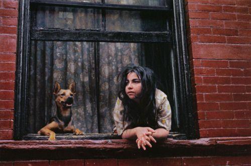 Helen Levitt New York, circa 1970s From Helen Levitt