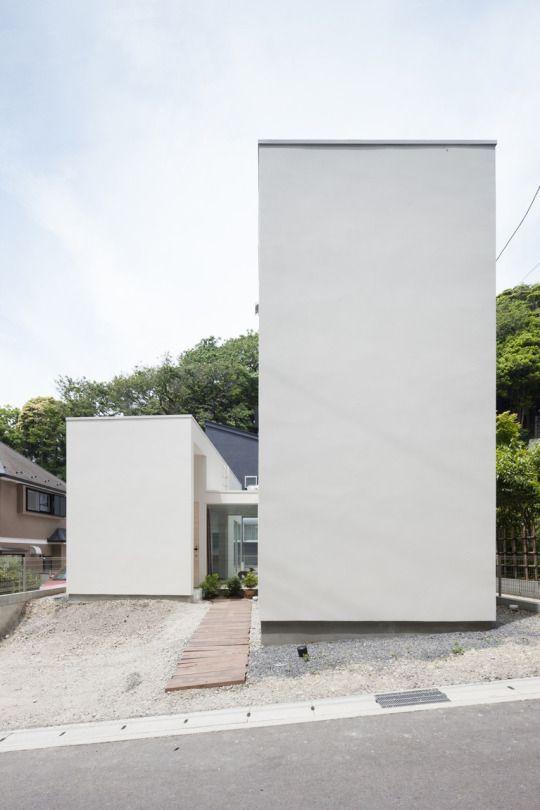 House in Gokurakuji—Kawabe Naoya Architects Japan, 2013