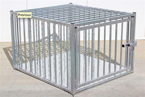 Comment Construire Un Chenil En 3 Etapes Faciles Cage Chien Plans De Niche Pour Chien Caisse Pour Chien Diy