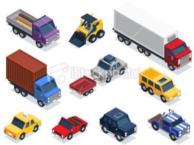 stock-illustration-8325363-isometric-vehicles-two.jpg (380×285)