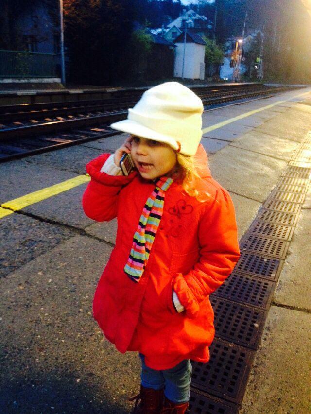 Eliška a její dospělost :-)
