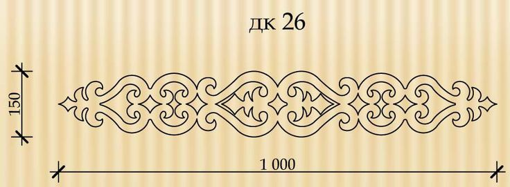 Каталог / Тульский узор