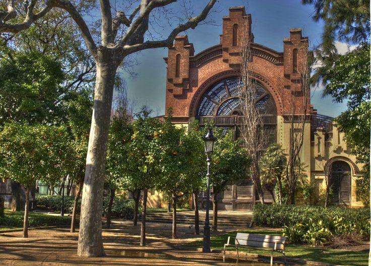 Parque de la Ciutadella in Barcelona