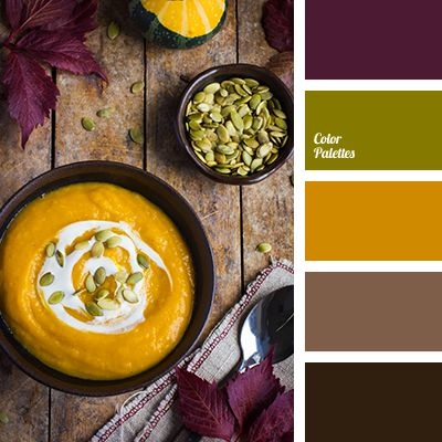An amazingly beautiful color composition. Three bright natural colors perfectly play with each other. Plum, pistachio, saffron are refined and noble colors.