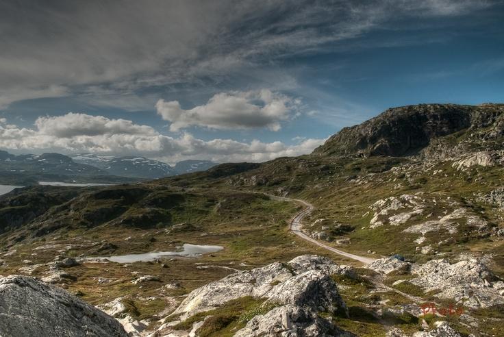 Norway, Hardanger Vidda southerly part