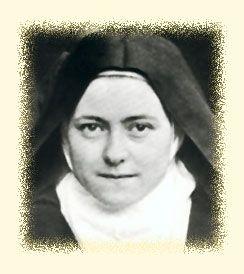 prières avec sainte Thérèse