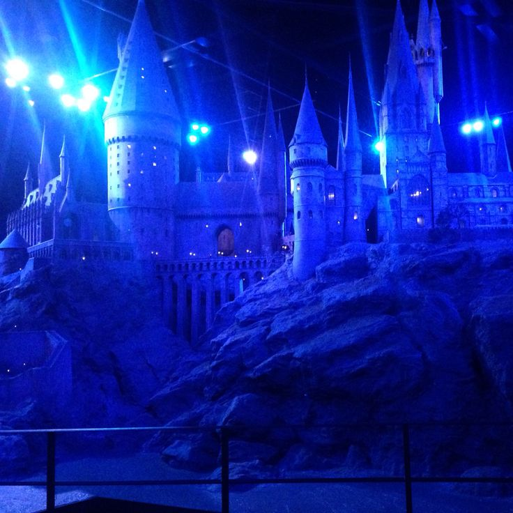 Hogwarts. The real one.