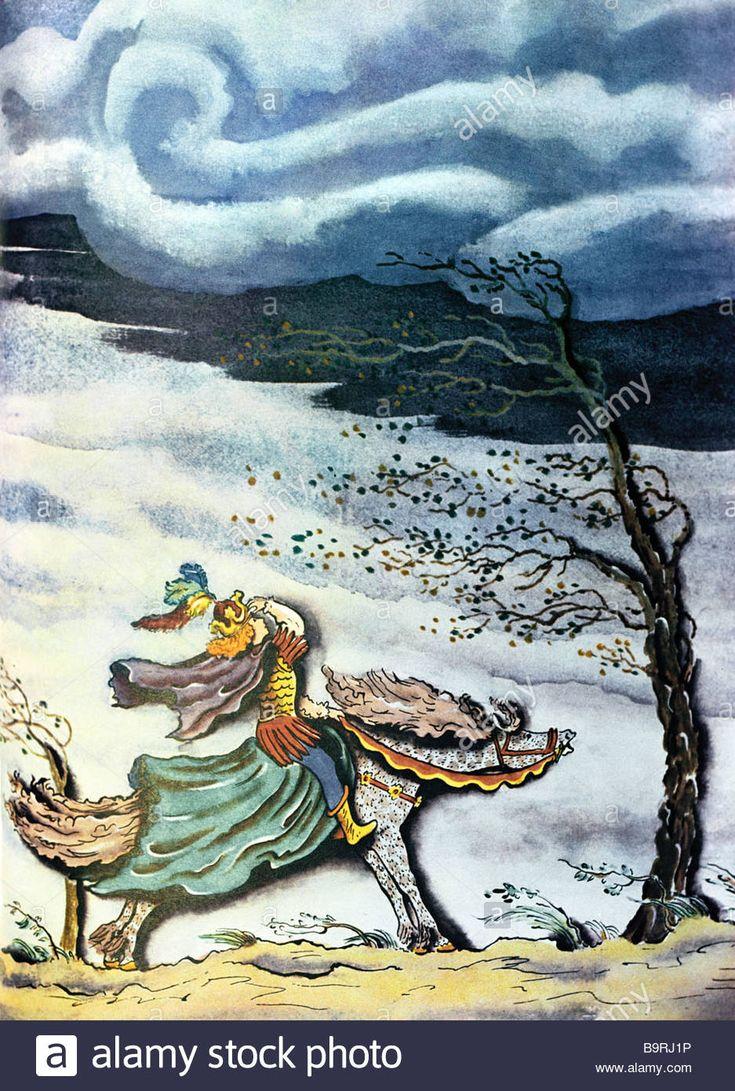 An Illustration By Vladimir Konashevich 1888 1963 To Alexander ...