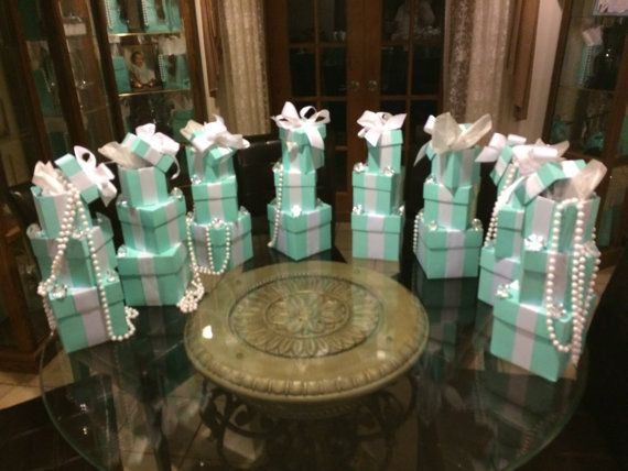 25 Best Ideas About Tiffany Centerpieces On Pinterest