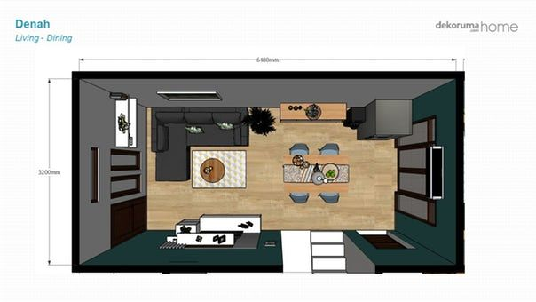 Dekoruma Jual Furnitur Terbaik Cicilan 0 6 Bulan Modern Desain Interior Interior