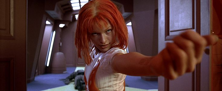 Fight scene.  #fifthelement