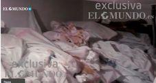 Choc a Madrid, trovati 250 cadaveri negli scantinati della Facoltà di medicina