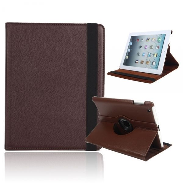 N, Stand Litchi Leather Case iPad 2 3 4 Brown 360 Degree Rotating Cases: Bid: 15,99€ ($16.84) Buynow Price 15,99€ ($16.84) Remaining 08…