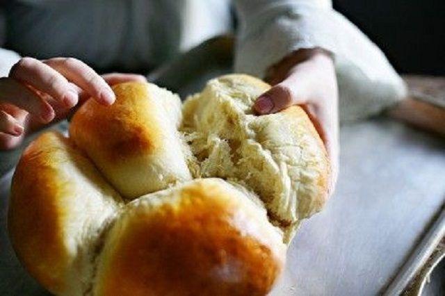 receta de pan de leche japonés