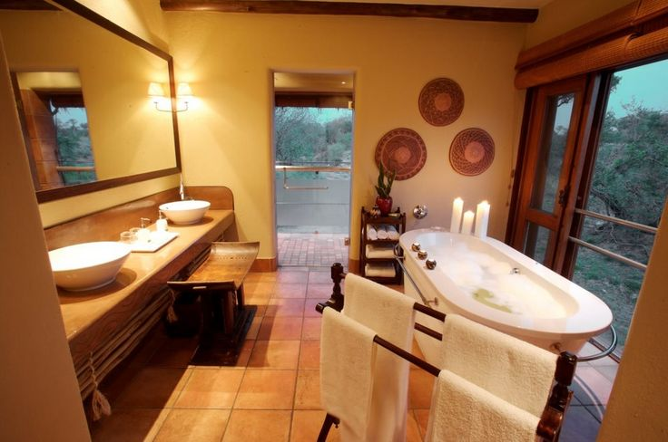 Kapama River Lodge - Bathroom