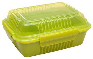 Insulated To-go Food Container contemporary-picnic-baskets