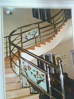 1000+ images about handrail&charupadi on Pinterest | Wrought iron ...