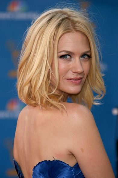 January Jones/no one should be allowed to be this perfect