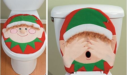 Elf Toilet Cover