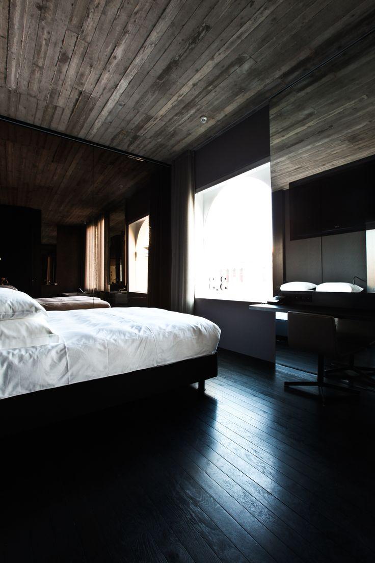 HotelO » Deluxe Room (27m²) Antwerpen-Sud design hotel Antwerp, Belgium http://charmhotelsweb.com/en/hotel/BE011