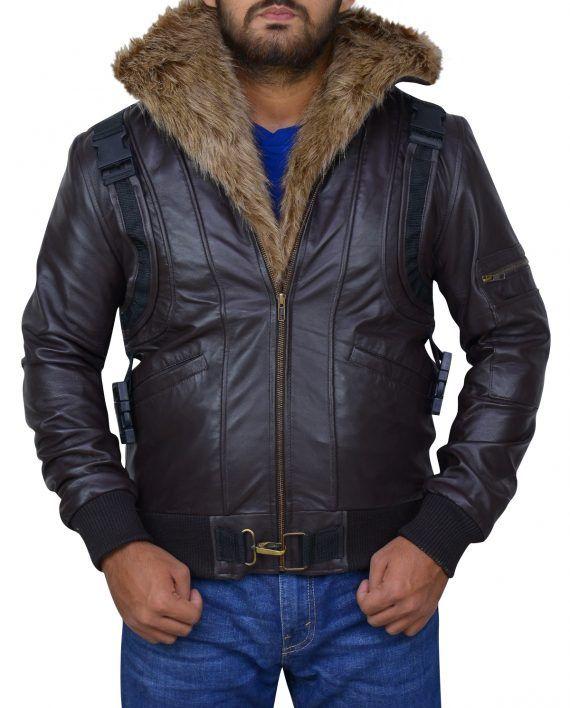 Homecoming Vulture Jacket