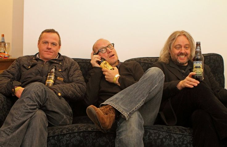 "Black Sheep Comes To Bands 'Ade'. When we heard that Adrian Edmondson had missed out on a pint of our Black Sheep Ale whilst on tour with his band ""The Bad Shepherds"" we immediately rushed to the rescue! Read the full story on our blog."