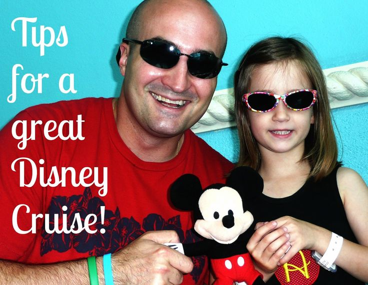 So that they will know that I am God...: Disney Cruise - tips for future cruisers